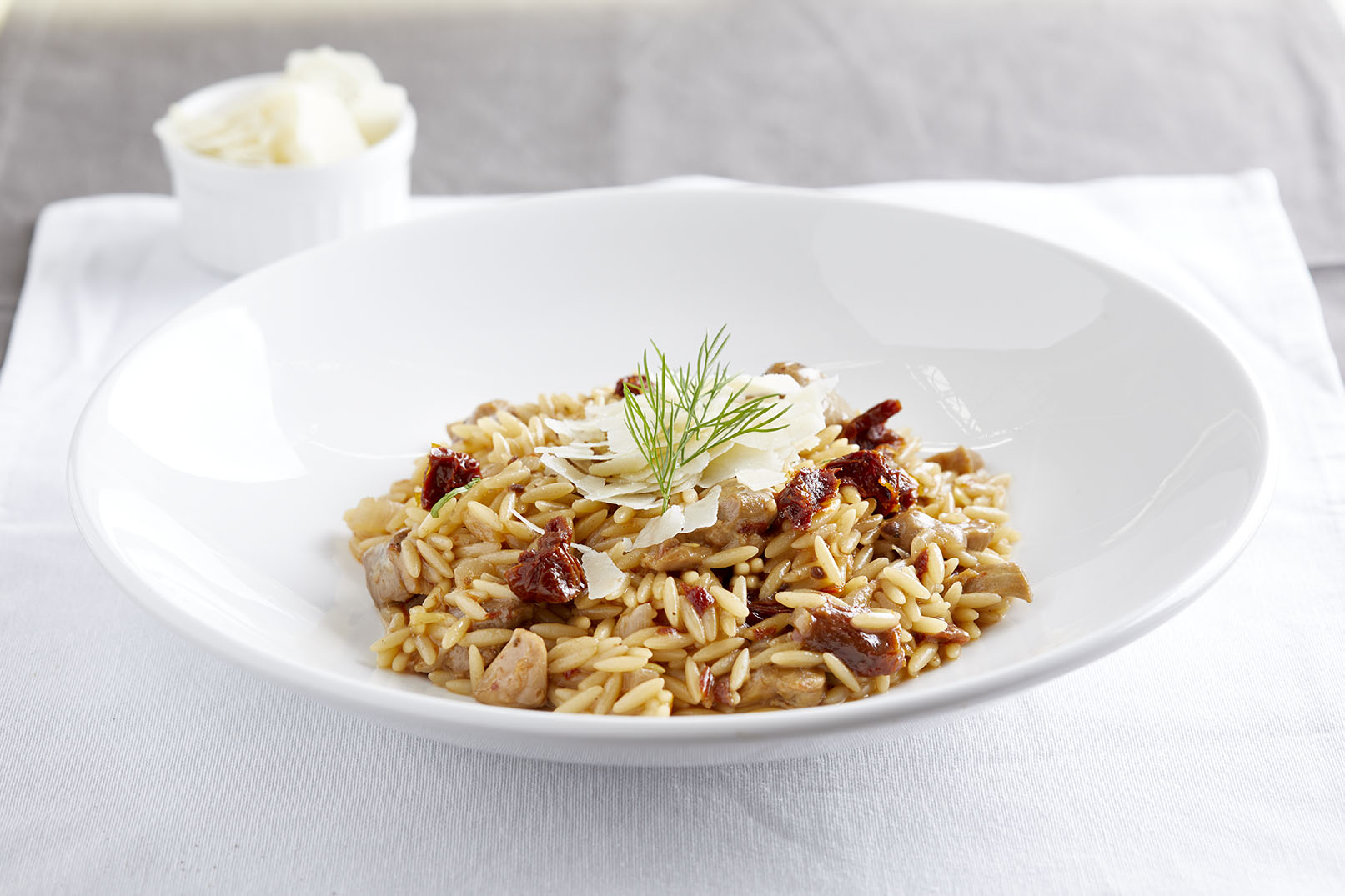 Chicken Orzotto
